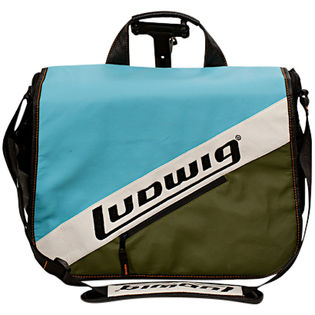 ludwig atlas classic laptop and drum stick bag
