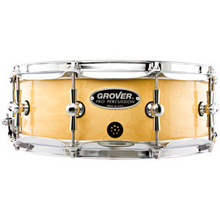 grover gsx concert snare drum - 14x5