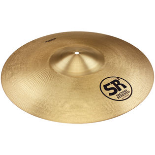 "sabian 18"" sr2 medium crash cymbal"
