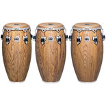 meinl woodcraft series congas - zebra finished ash