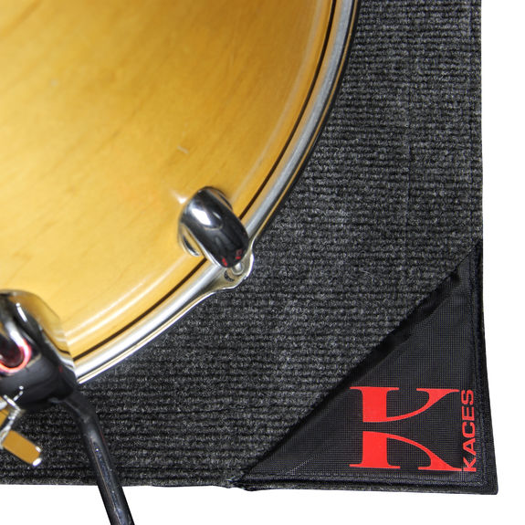 kaces economy drum rug drum set adaptors accessories drum set hardware steve weiss music. Black Bedroom Furniture Sets. Home Design Ideas