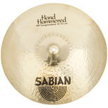"sabian 18"" hh orchestral suspended cymbal - brilliant"