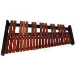 Musser M3PM Padouk Practice Marimba with Stand Alternate Picture