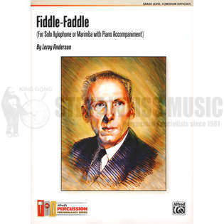 Fiddle-Faddle by Leroy Anderson | w/ Accomp  | Mallet