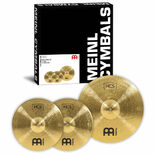 meinl hcs basic cymbal pack with crash ride