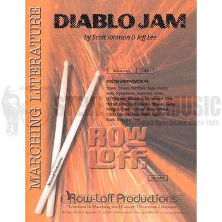 Diablo Jam by Scott Johnson & Jeff Lee   Duets & Ensembles