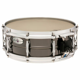 black swamp brass snare drum - soundart