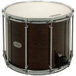 black swamp symphonic field drum - 2.3mm hoops - 15x12