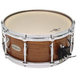 black swamp unibody cocobolo snare drum - soundart