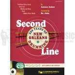 aukes-second line: 100 years of new orleans drumming (cd)