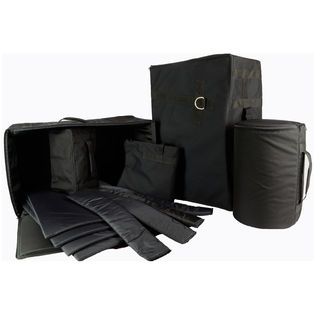 beiner cases vibraphone bag set