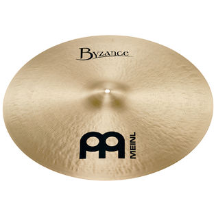 "meinl 22"" byzance traditional heavy ride cymbal"