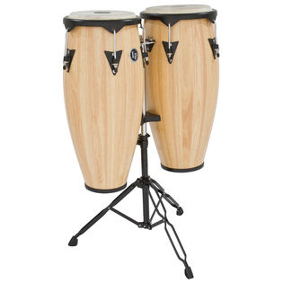 lp city series wood congas congas world percussion steve weiss music. Black Bedroom Furniture Sets. Home Design Ideas