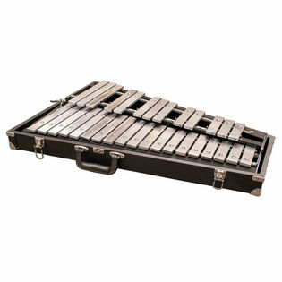 wang percussion 2.6 octave glockenspiel with damper