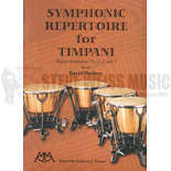 herbert-symphonic repertoire for timpani: mahler symphonies no. 1, 2 and 3