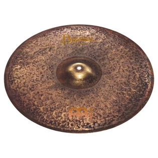 "meinl 21"" byzance extra dry transition ride cymbal"