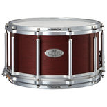pearl task specific free floating mahogany snare drum - 14x8