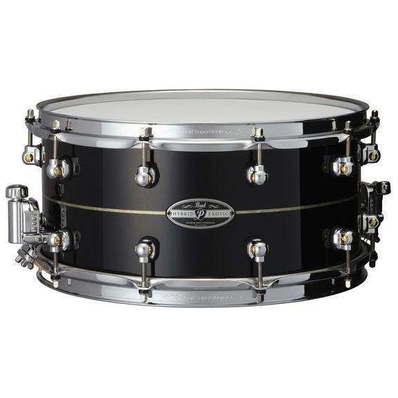 pearl hybrid exotic snare drum kapur fiberglass 14x6 5 limited edition snare drums snare. Black Bedroom Furniture Sets. Home Design Ideas