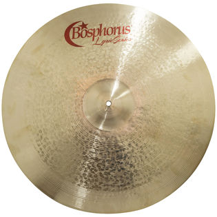 "bosphorus 23"" lyric series ari hoenig ride cymbal"
