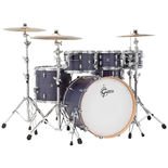 "Gretsch Marquee 4-Piece Euro Shell Pack - 22"" Bass Drum Alternate Picture"