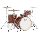 "gretsch catalina maple 4 piece rock shell pack - 22"" bass drum"