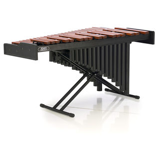 adams 3.3 octave academy padouk marimba with resonators