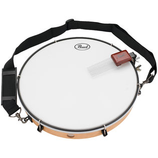 "pearl 14"" tunable frame drum hip kit"