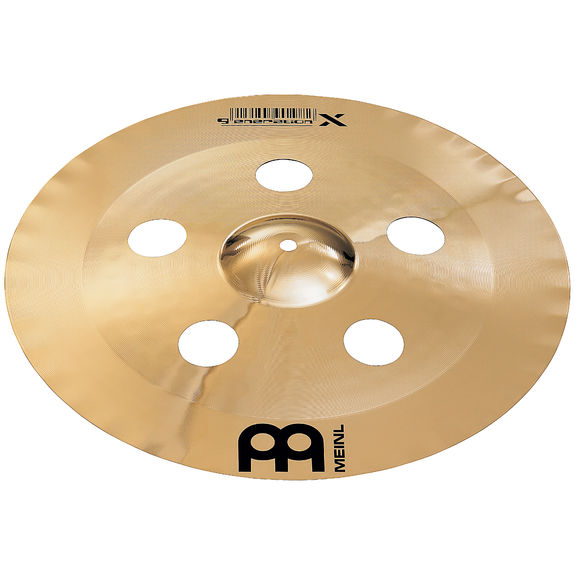 meinl 19 generation x china crash cymbal special effects cymbals cymbals gongs steve. Black Bedroom Furniture Sets. Home Design Ideas