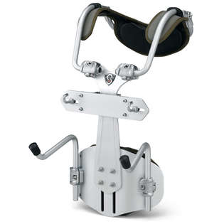 tama silver armor j-bar marching bass drum carrier