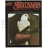 santana-greatest hits (transcribed score w/drum s)