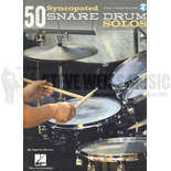 karas-50 syncopated snare drum solos (audio access included)