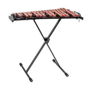 majestic gateway series 2.5 octave padouk bar xylophone