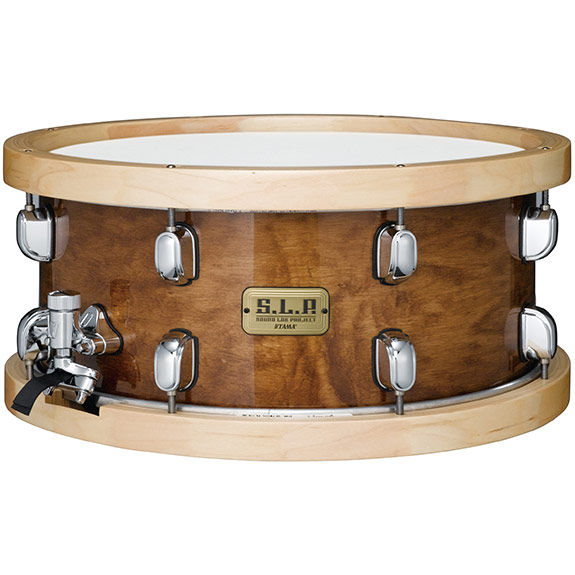 tama s l p series maple snare wood snare drums snare drums steve weiss music. Black Bedroom Furniture Sets. Home Design Ideas
