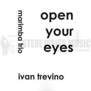 trevino-open your eyes (sp)-b/3m