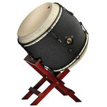 remo stand for nagado daiko drum