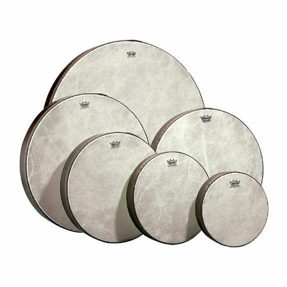Remo 6 Piece Frame Drum Set 81012141622 Hand Drums World