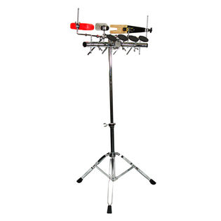 tycoon percussion rhythm rack - 6 paddles