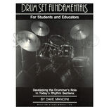 mancini-drum set fundamentals (w/cassette tape)