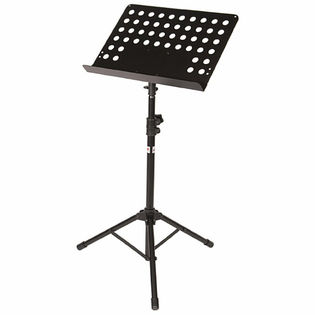 stageline orchestra stand with locking desk adjustment