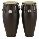 pearl field percussion fiberglass conga set