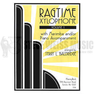 baldridge (arr.)-ragtime xylophone vol. 1 (sp)-x/2m or pn