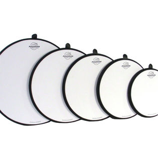 aquarian super pad drum muting and practice pads