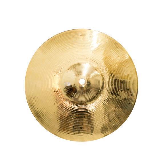 weiss 10 splash cymbal splash cymbals cymbals gongs steve weiss music. Black Bedroom Furniture Sets. Home Design Ideas