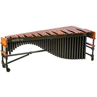 marimba one 5.0 octave 3100 series marimba with enhanced keyboard and basso bravo resonators