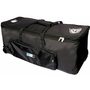 "protection racket 38"" hardware bag with wheels"