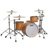 "ludwig signet gigabeat 3 piece shell pack with 20"" bass drum"