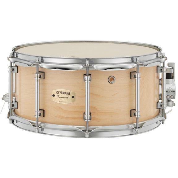 yamaha csm1465aii concert snare drum yamaha snare drum concert snare drums steve weiss music