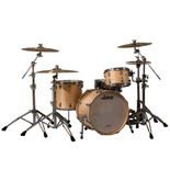 "Ludwig Classic Maple Downbeat 20 Drum Set Shell Pack - 20"" Bass Drum Alternate Picture"