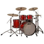 ludwig mod 22 classic maple drum set shell pack