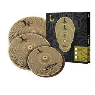 zildjian l80 low volume cymbal set - lv468